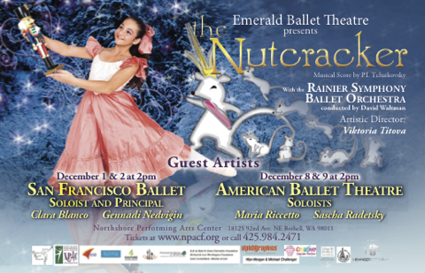 The Nutcracker 2012
