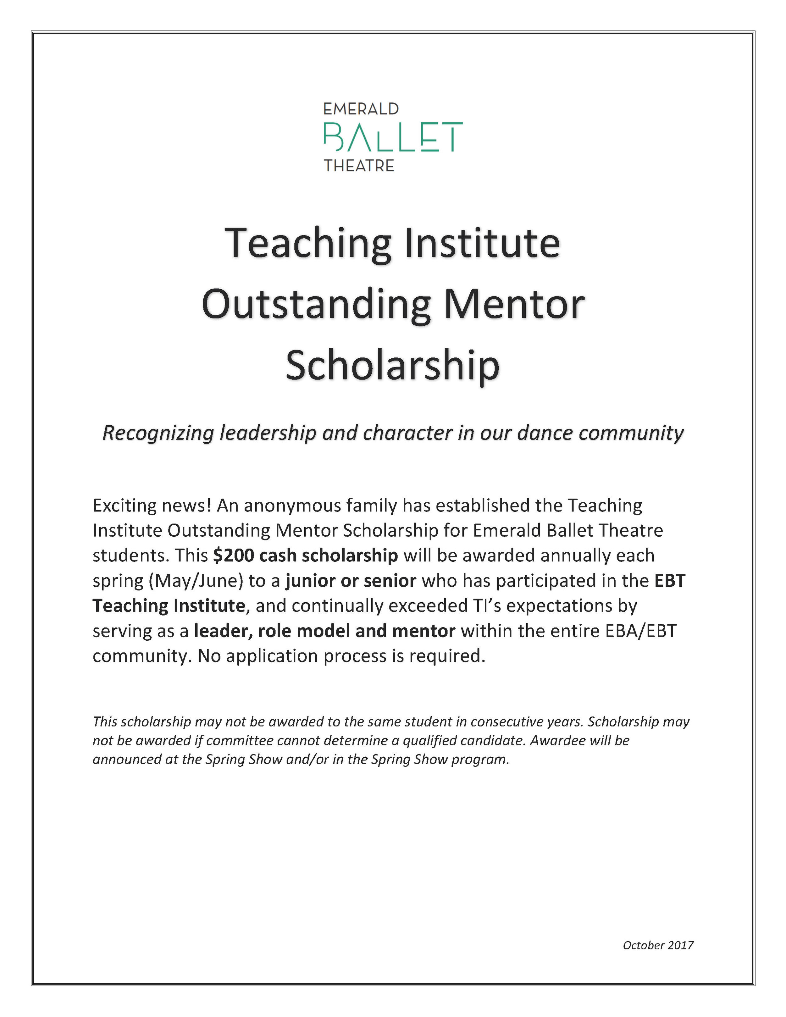 Teaching Institute Outstanding Mentor Scholarship.jpg