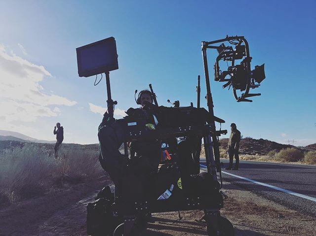 These carts make everything so much better! @inovativ @freeflysystems @readyrig @paralinx @sony @cmotionlcs @smallhd #alwaysready #setlife #cinematography #pic #onlocation #traveljob #film #filmphotography #movipro