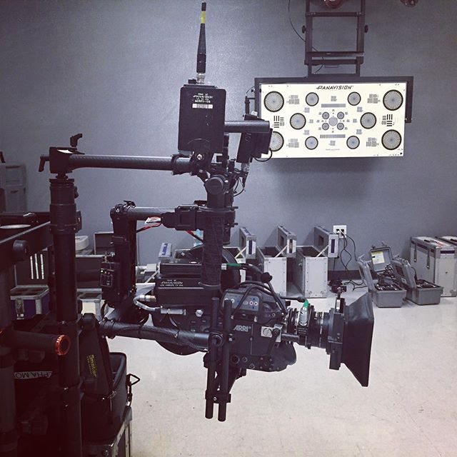 That one time we got a call from #suicidésquad to put a @arri 235 on the @freeflysystems #movi #m15 #film #workedlikeacharm #filmisnotdead #cinematography #setlife #filmmaking #kowa #anamorphic #pic #photo @dave.anglin