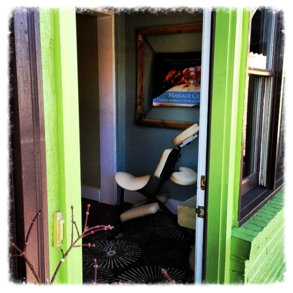 $1/Minute Chair Massage