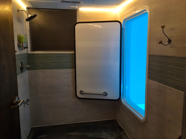 The Float Room Entrance