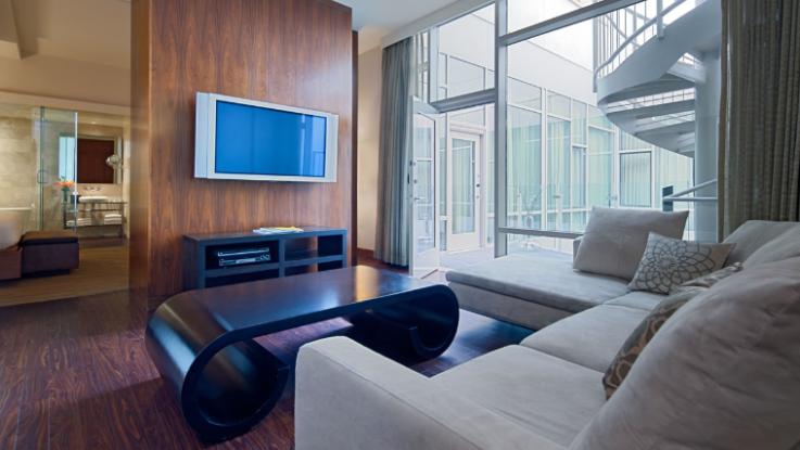 Andaz Cabana Suite