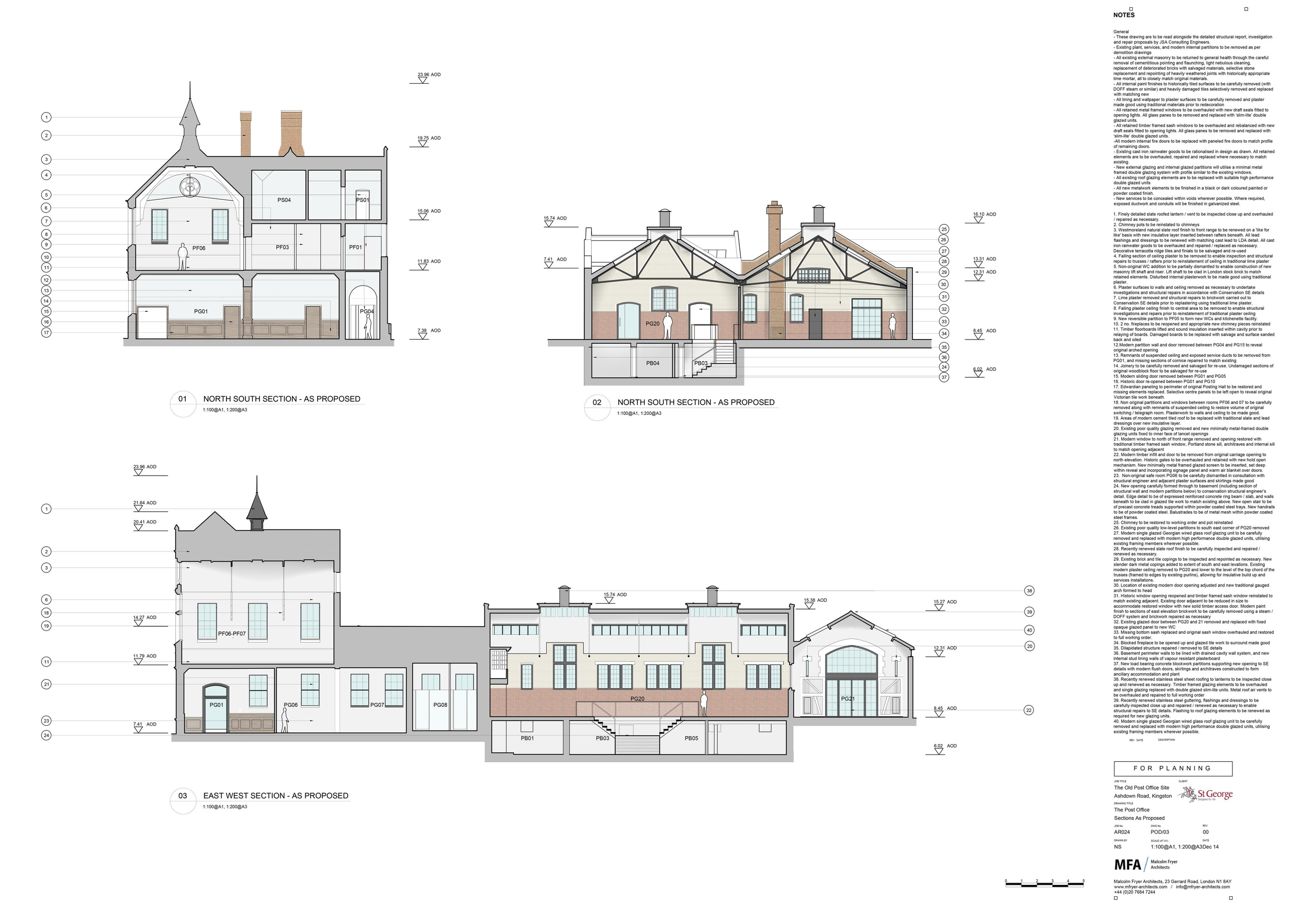14 POD03 Post Office Sections as proposed.jpg