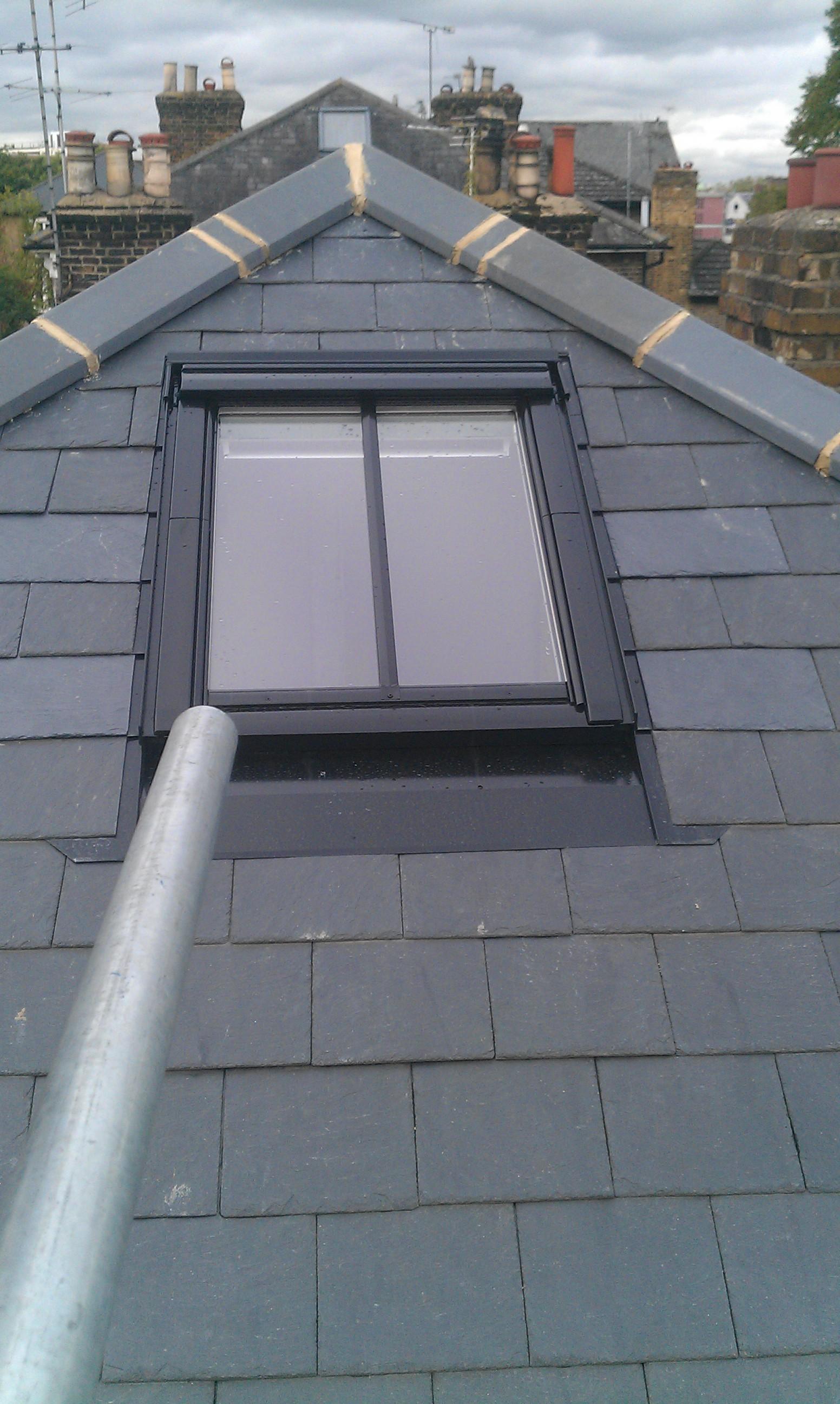 Conservation roof lights installed!