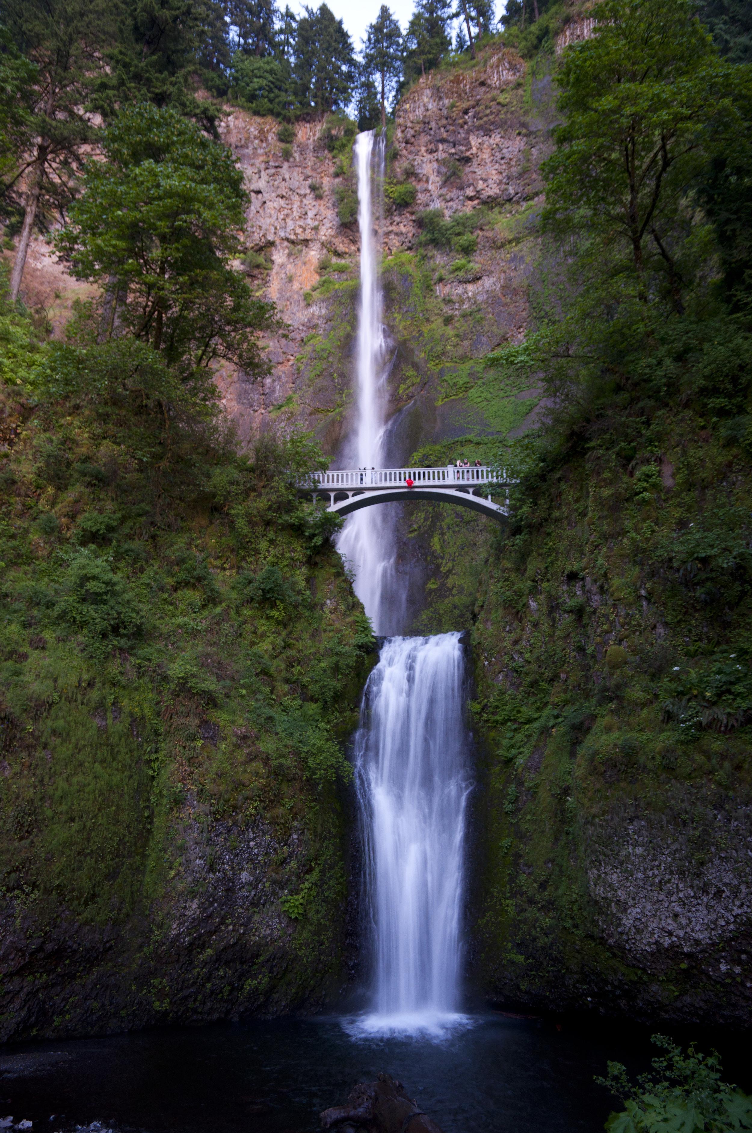 Multnomah Falls, Oregon / 2014