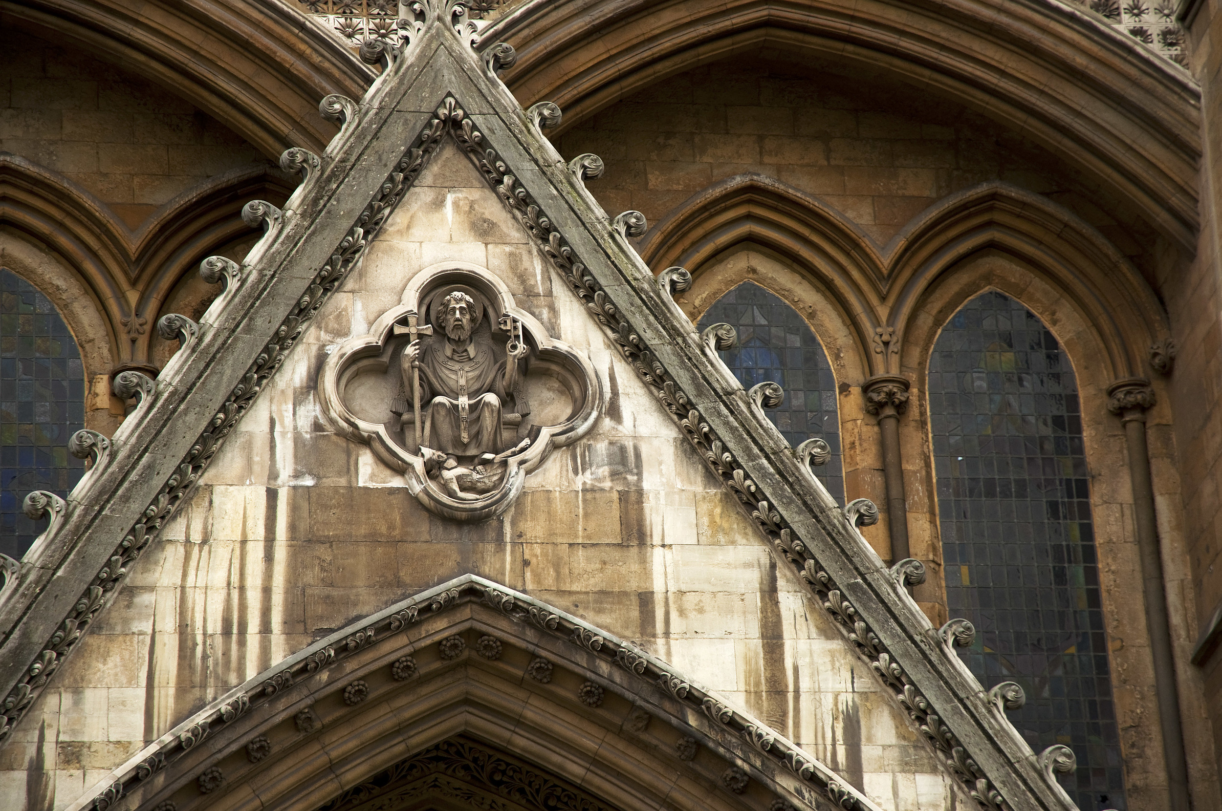 Westminster Abbey / London, UK