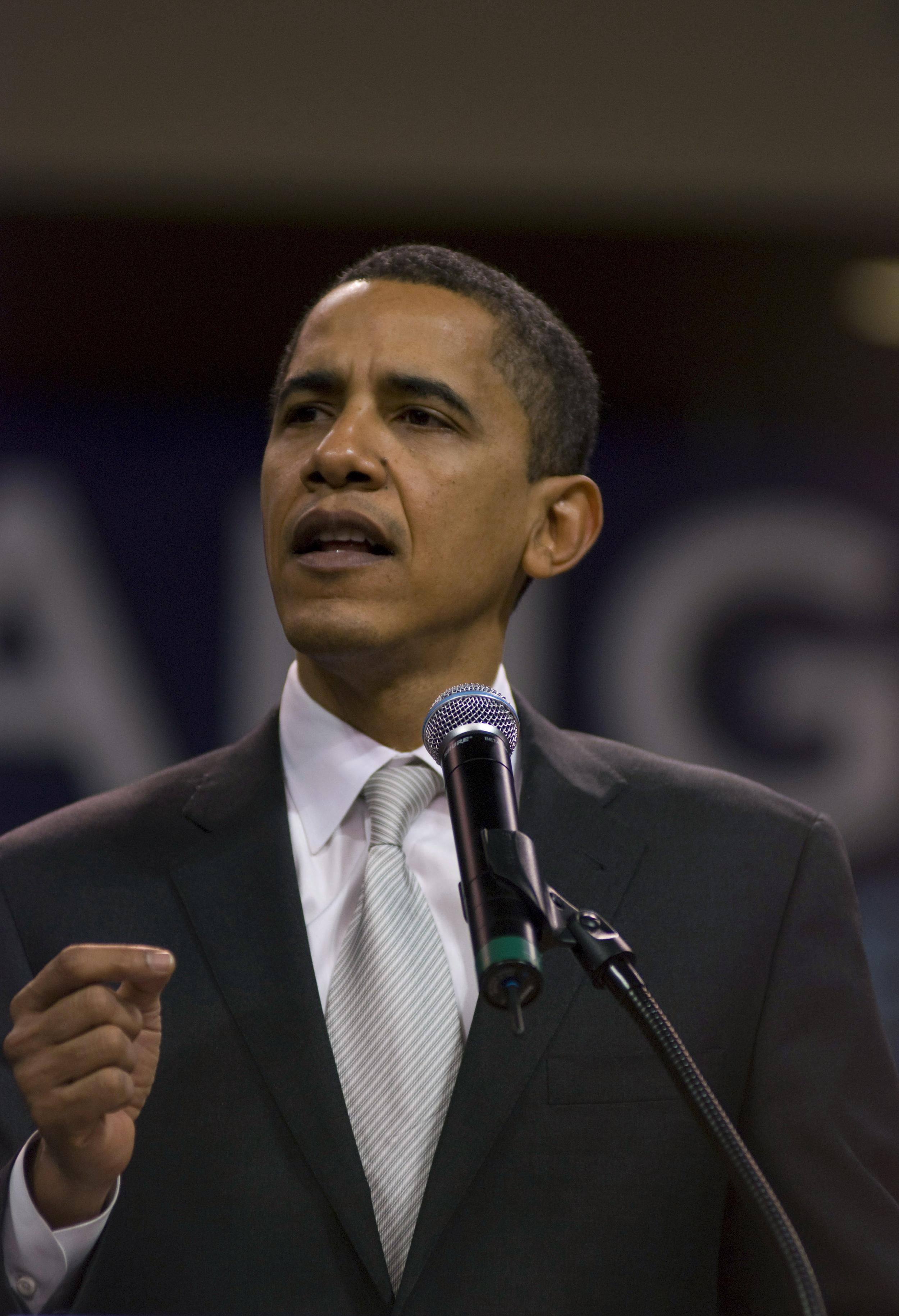 President Barack Obama / Denver 2008