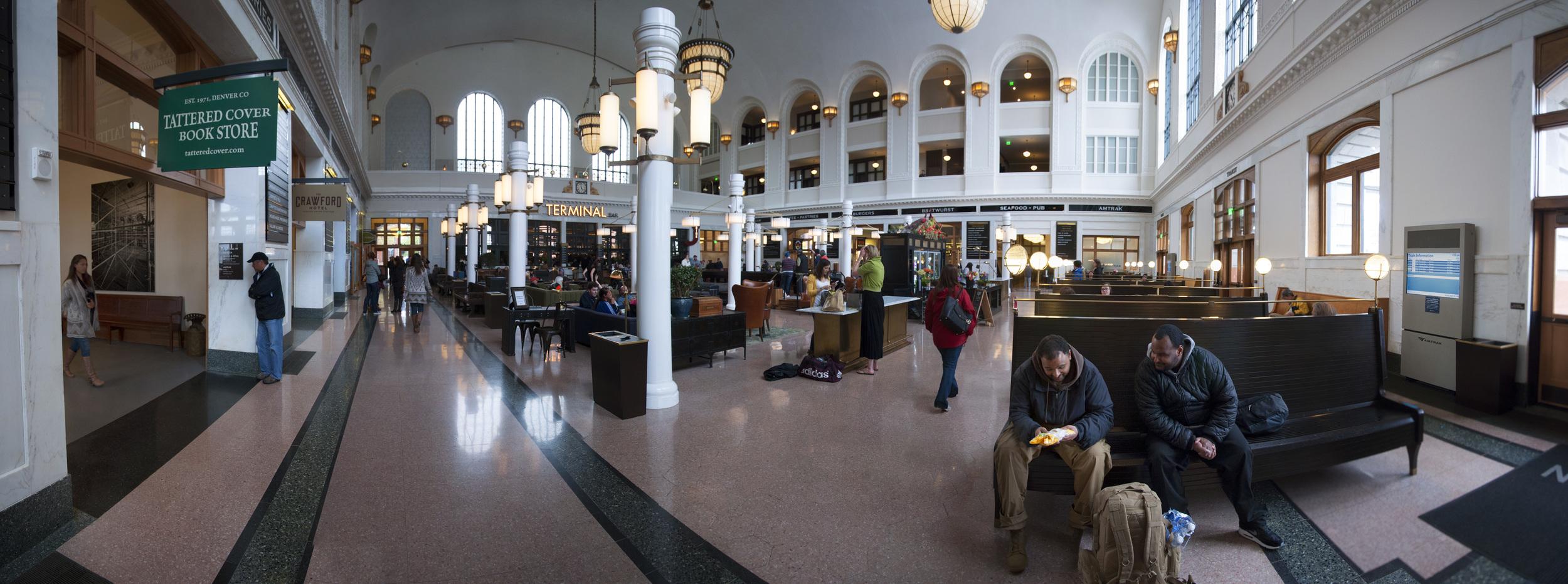 Union Station Great Hall / Denver, CO