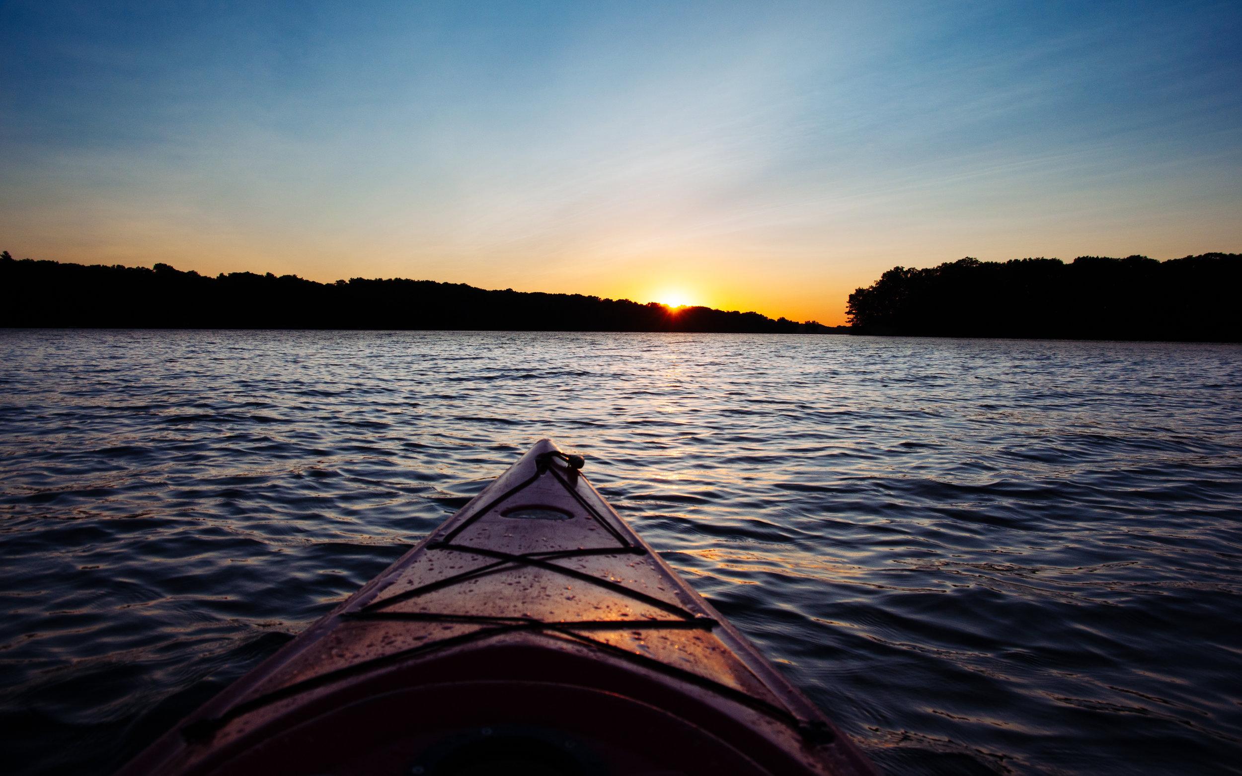 Lake Allegan, Michigan / 2017