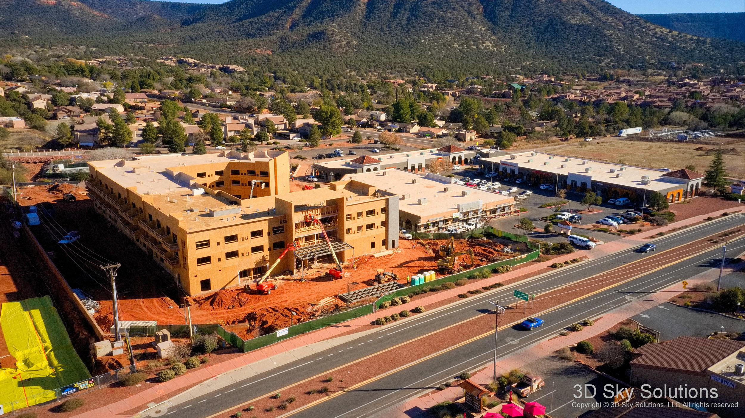 SEDONA VISTA VILLAGE (FORMER FACTORY OUTLET MALL)    6601 SR 179 - SEDONA, AZ