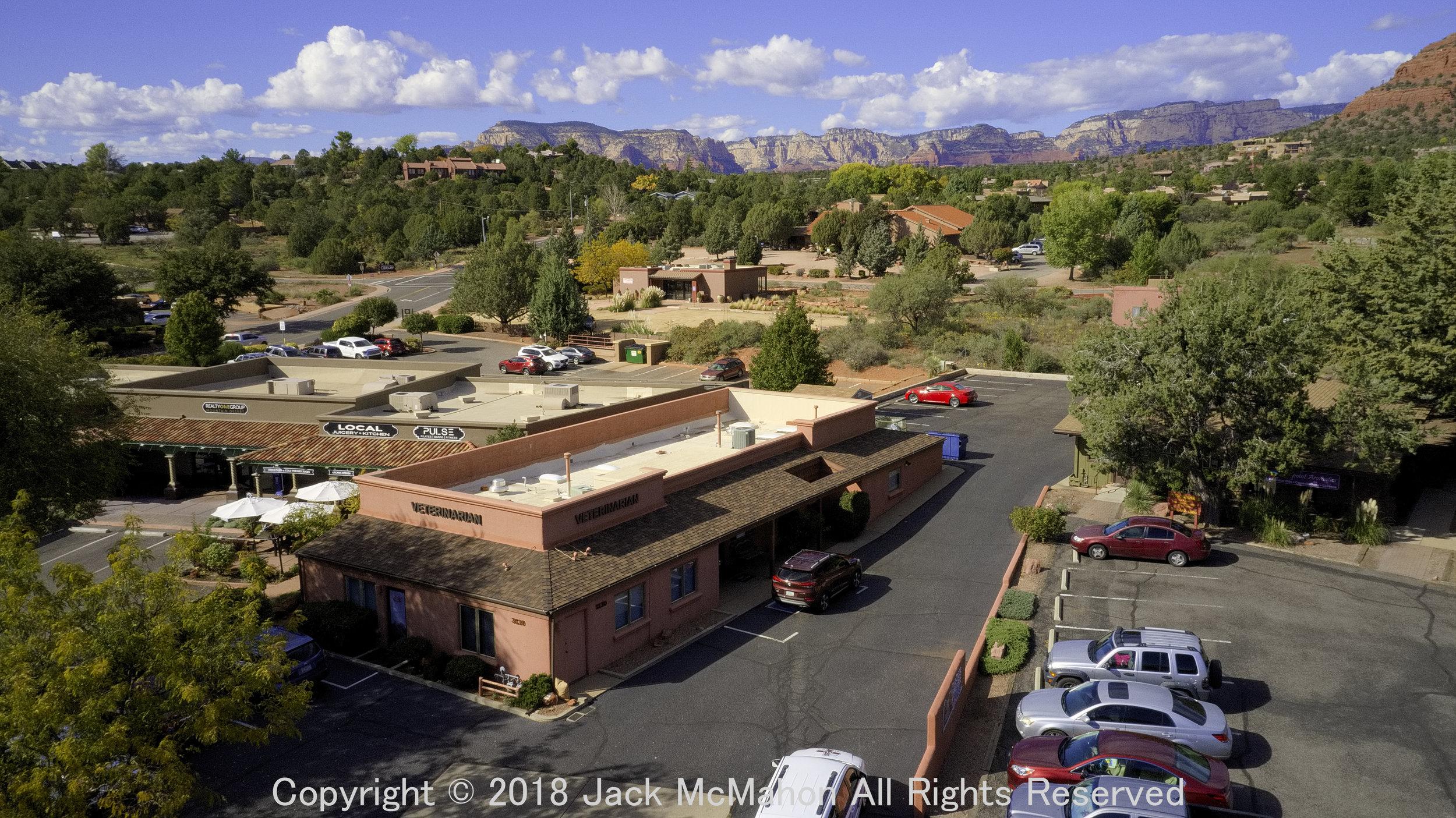 OAK CREEK SMALL ANIMAL CLINIC    3130 W SR 89A - SEDONA, AZ