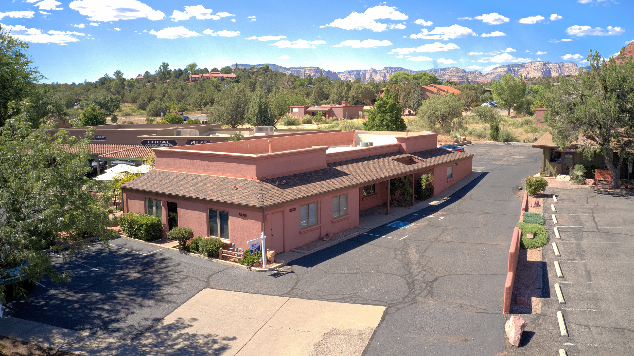 OAK CREEK SMALL ANIMAL CLINIC    3130 W SR 89A - SEDONA, AZ
