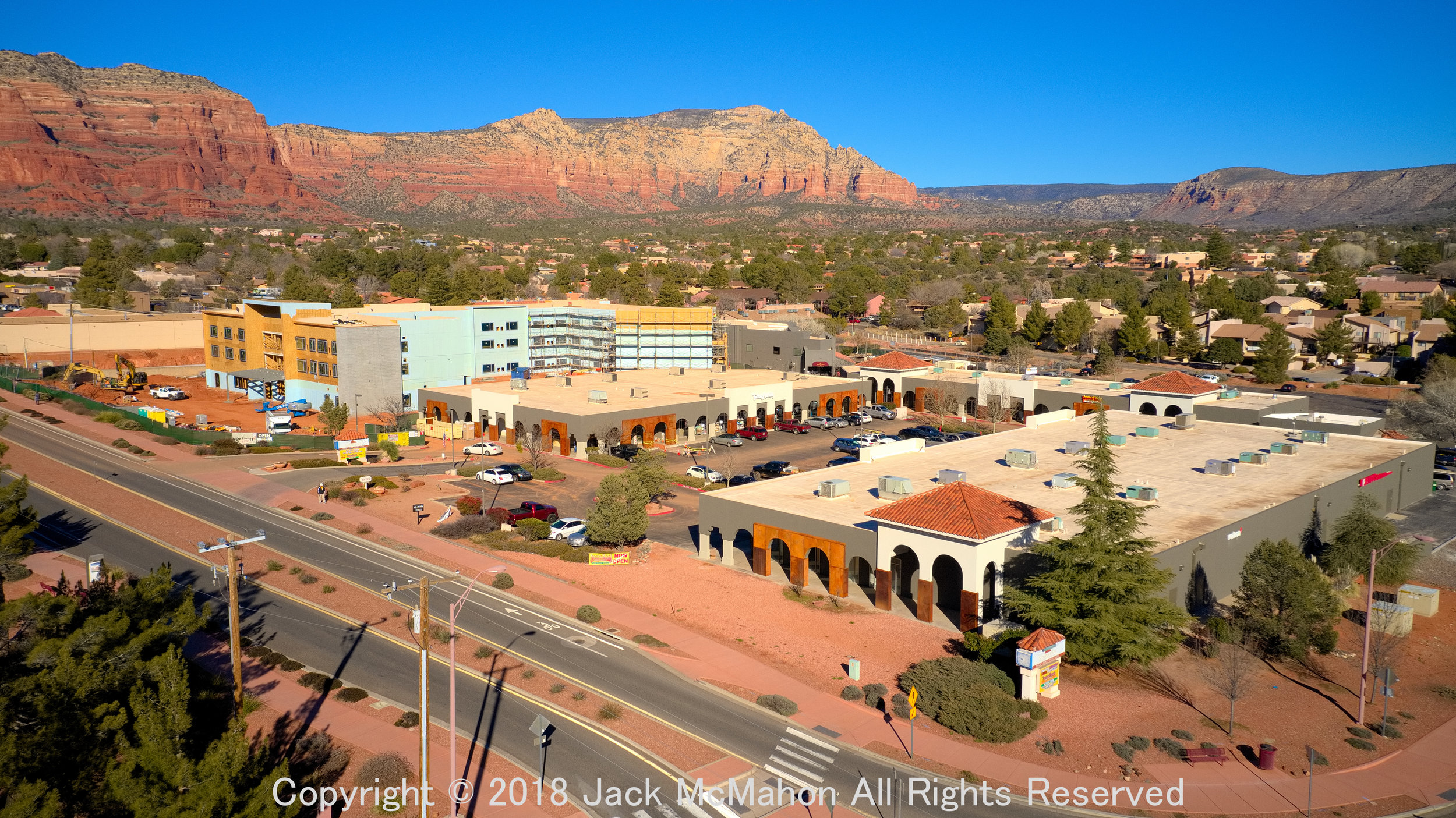 SEDONA VISTA VILLAGE (FORMER FACTORY OUTLET MALL)    6601 SR 179 - SEDONA, AZ