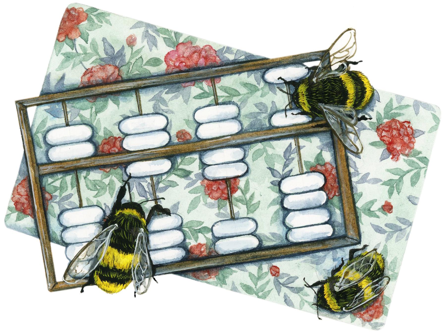 Brainy Bees