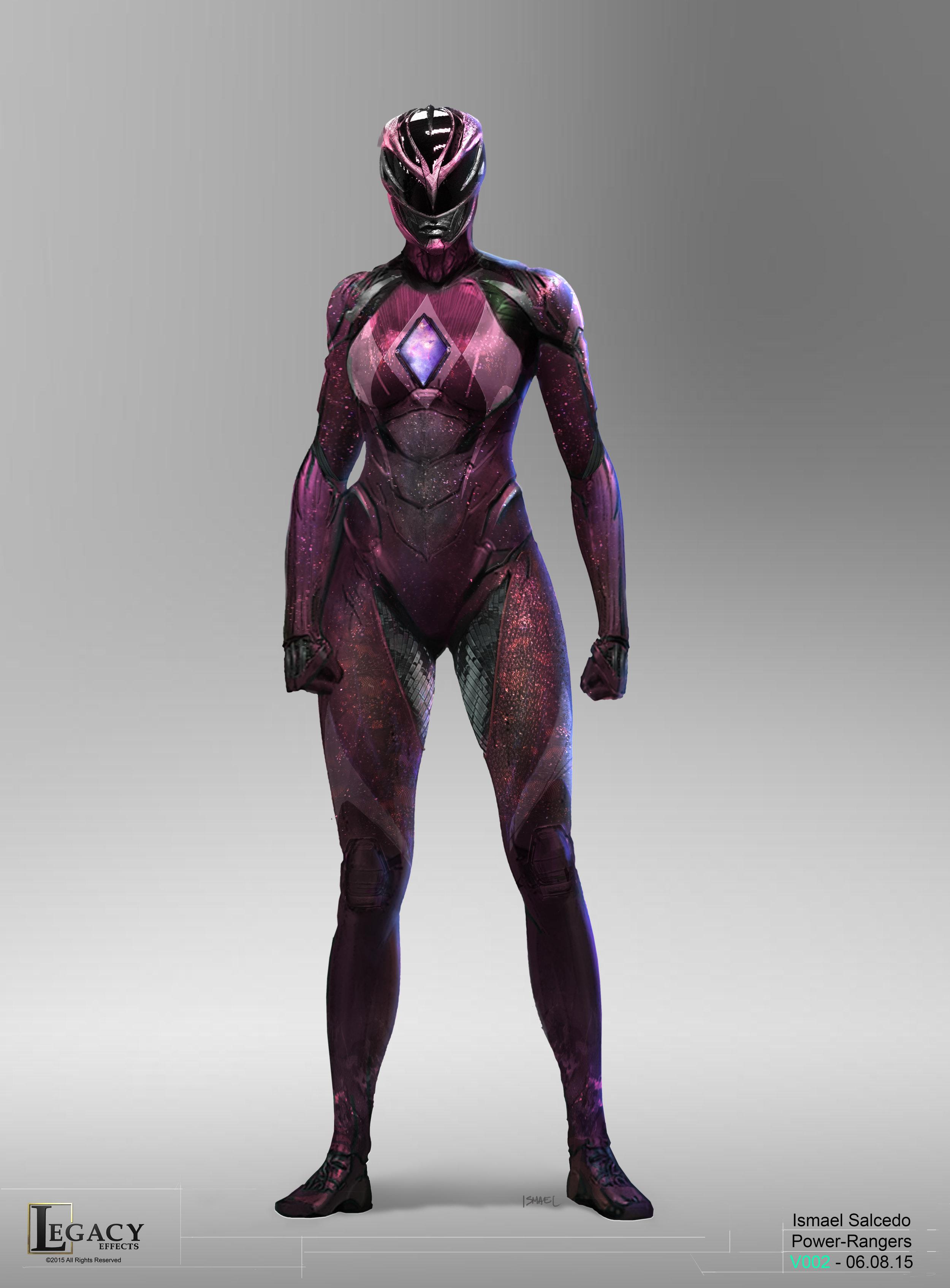 Copy of Copy of Pink Ranger