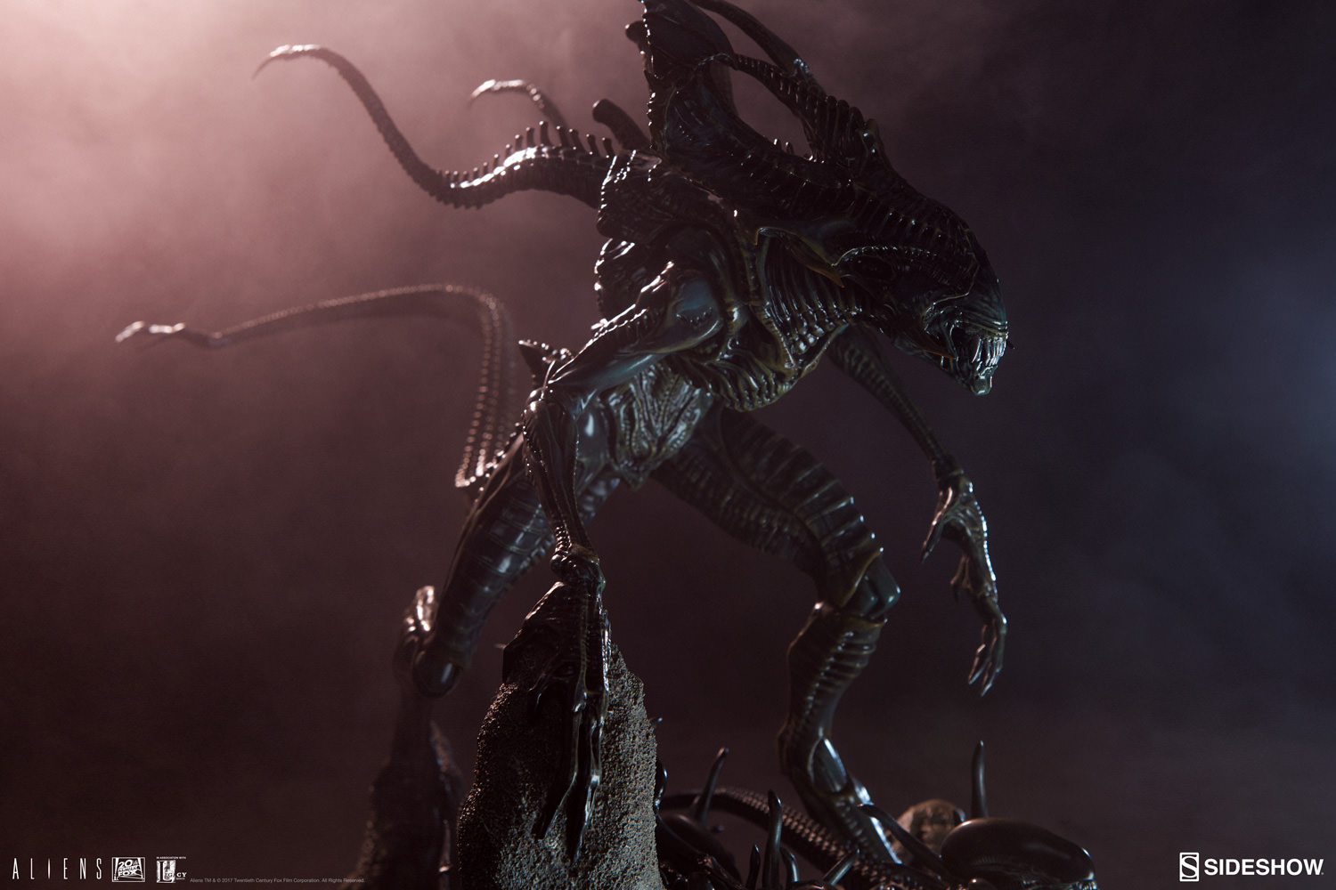 ALIEN KING | SS COLLECTIBLES