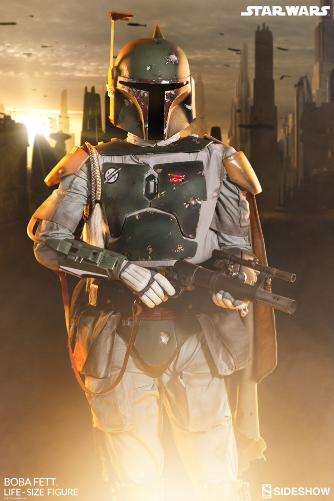 Copy of BOBA-FETT | SS COLLECTIBLES