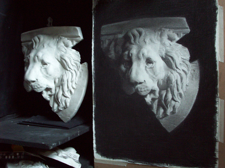lion with cast, Zwick.jpg