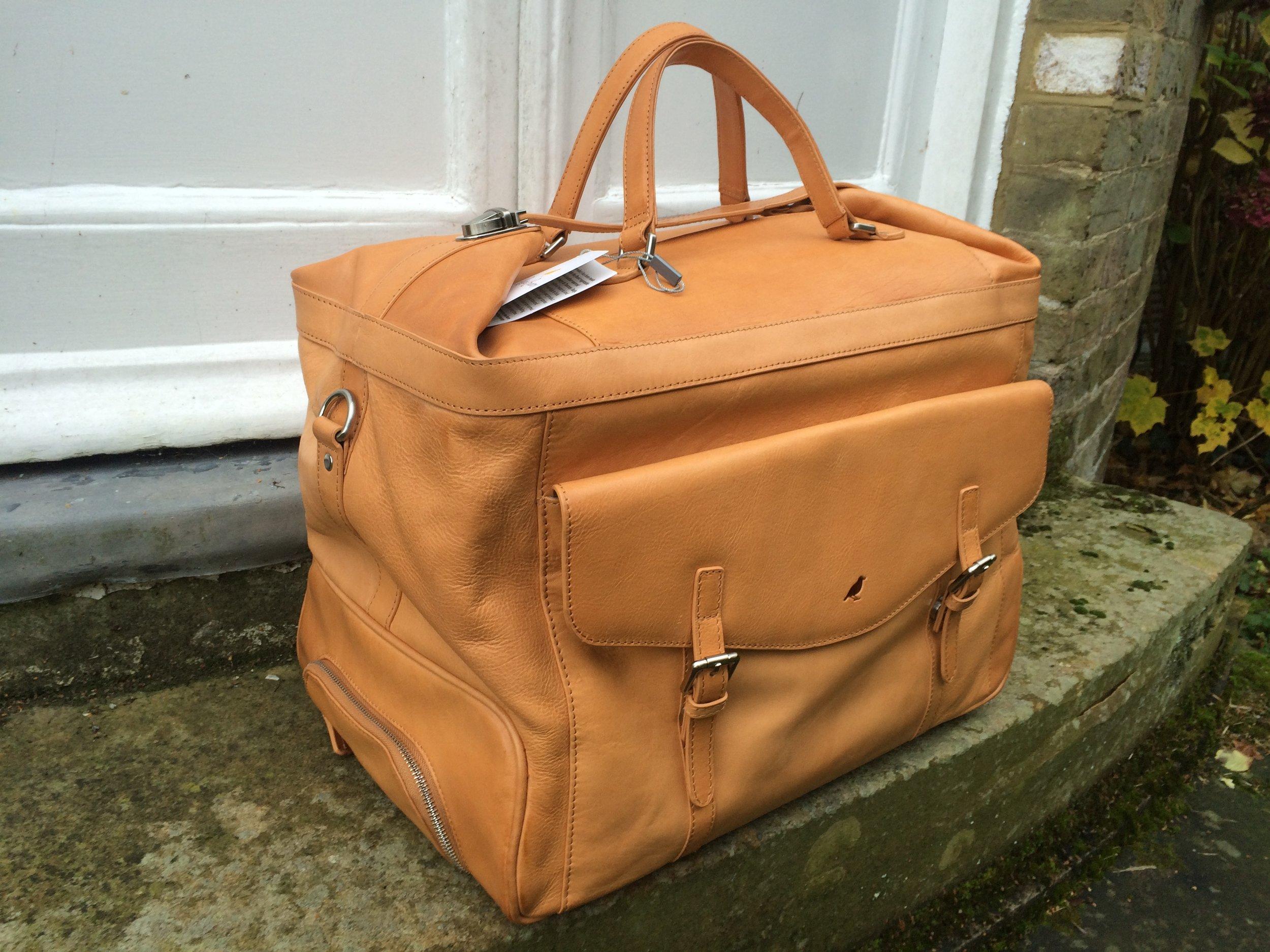 Bespoke Travel Bags