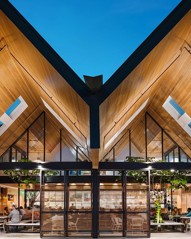 We are happy to share that our Westheimer Restaurant project in Houston TX has been awarded a 2019  AIA Austin Design Award of Excellence with Sustainability Commendation.  And we are doubly excited to share that it has ALSO been awarded a 2019 Texas Society of Architects Design Award! Many thanks to everyone involved in creating this very unique restaurant space. Photo by @thevuvobandit. @aiaaustin @txarchitects #aparallel #aiaaustinawards #txaawards #houstonarchitecture #restaurantarchitecture #restaurantdesign #greenroof #farmtotable #westheimer