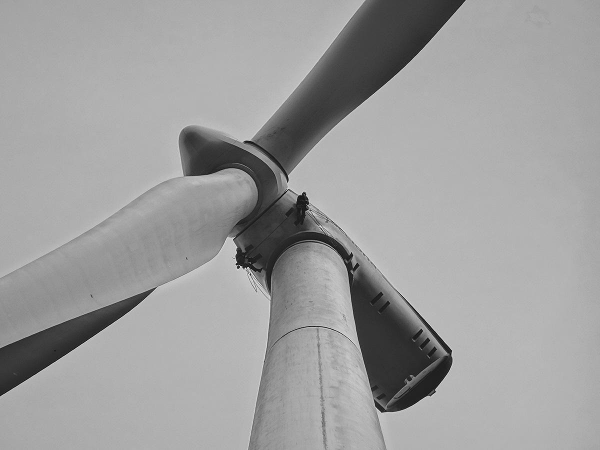 GRAVITAT | Mantenimiento de aerogeneradores.