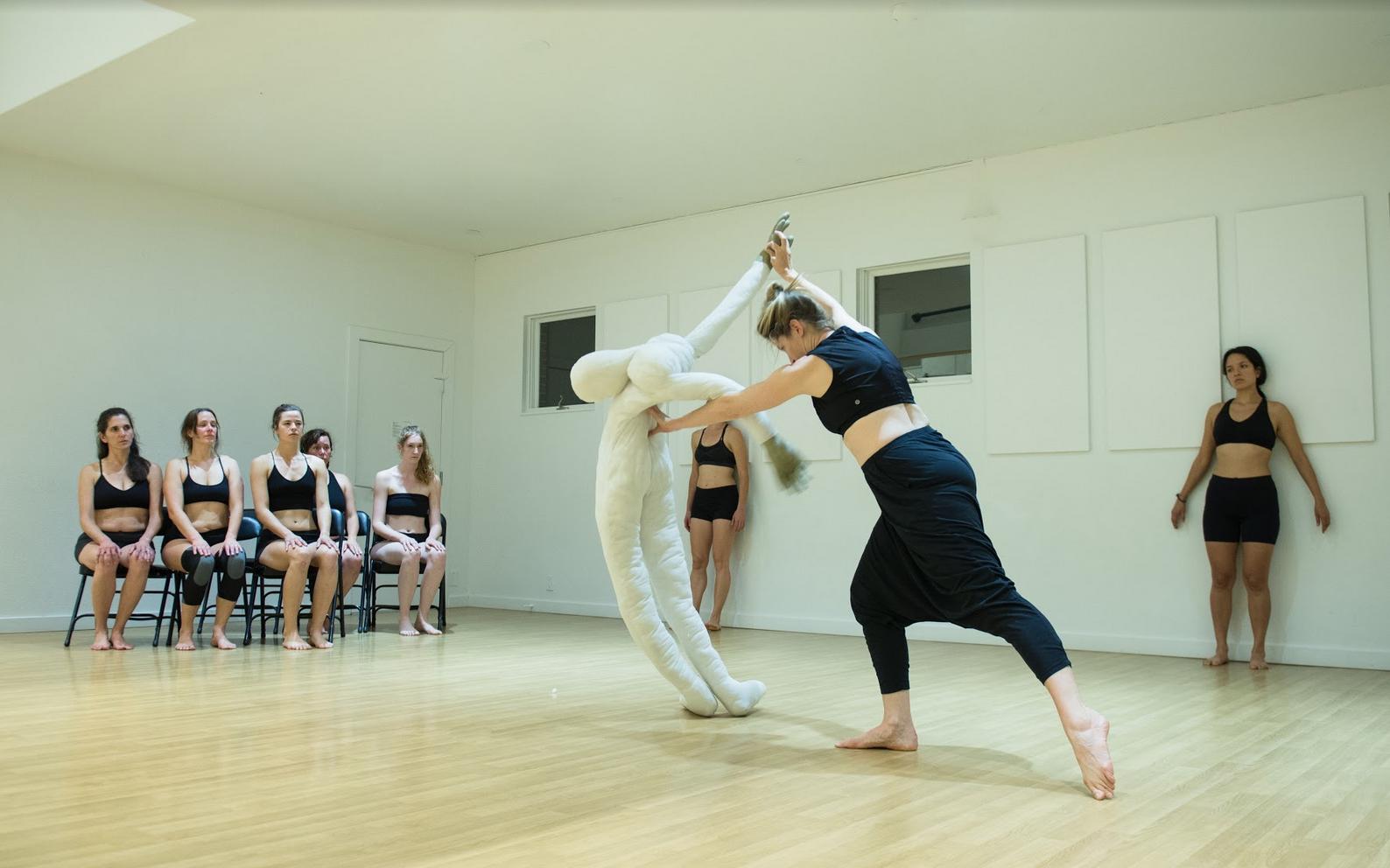 HEaRD performance (Alya Howe commission), Photo by Renee Ramge