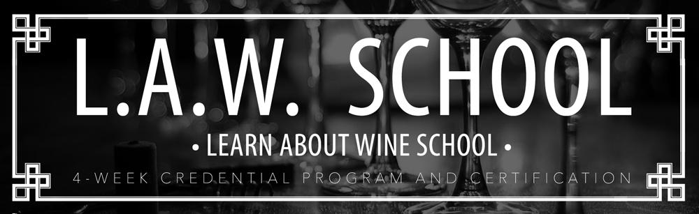 learn about wine school - wine LA