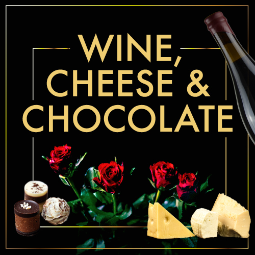 Wine, Cheese and Chocolate Downtown Los Angeles September 29, 2019 3:30 PM - 5:30 PM