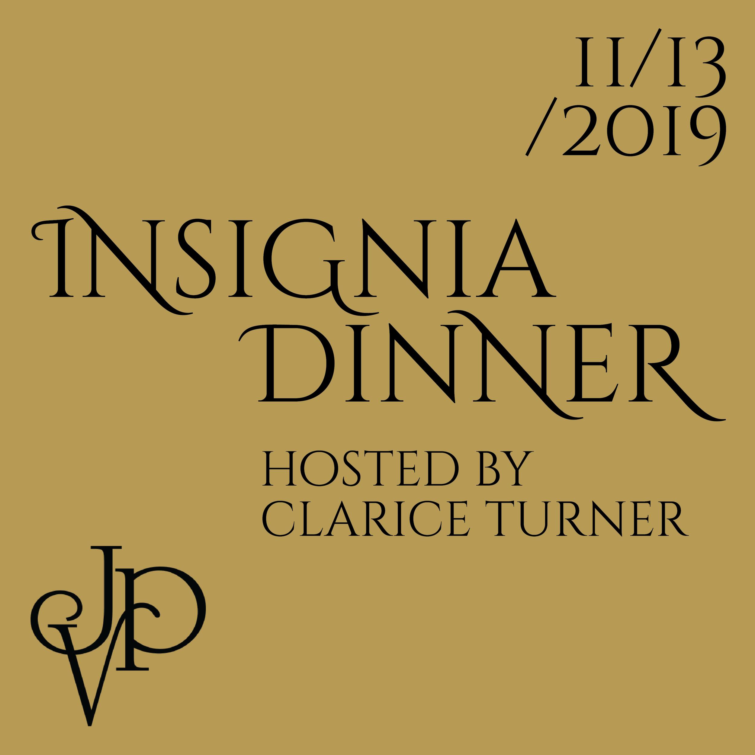 Joseph Phelps' Insignia Dinner The Peninsula Beverly Hills November 13, 2019 TBA