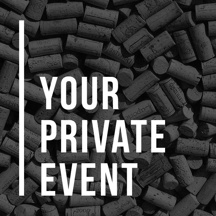 Private Event Hire Us For Your Private Event October 5, 2019 6:00 PM - 8:00 PM