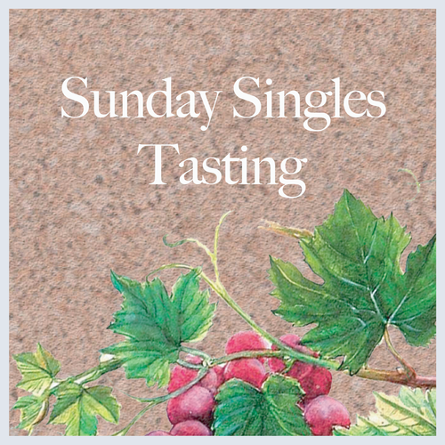 Sunday Singles Tasting Downtown Los Angeles November 24, 2019  3:30 PM - 5:30 PM