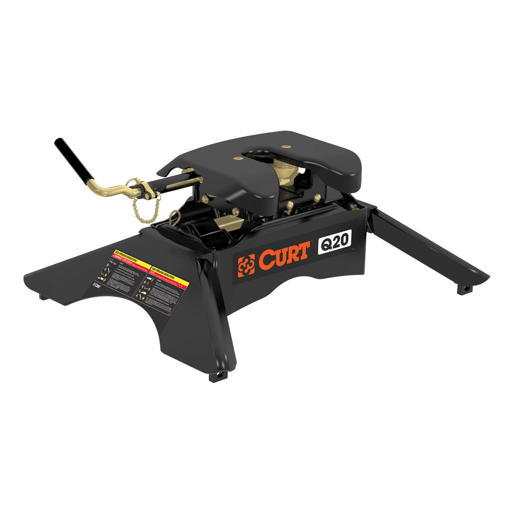 CURT MFG. Q20 FIFTH WHEEL HITCH