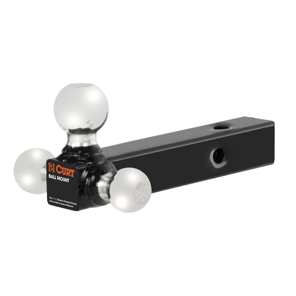 MULTI-TOW BALL MOUNTS
