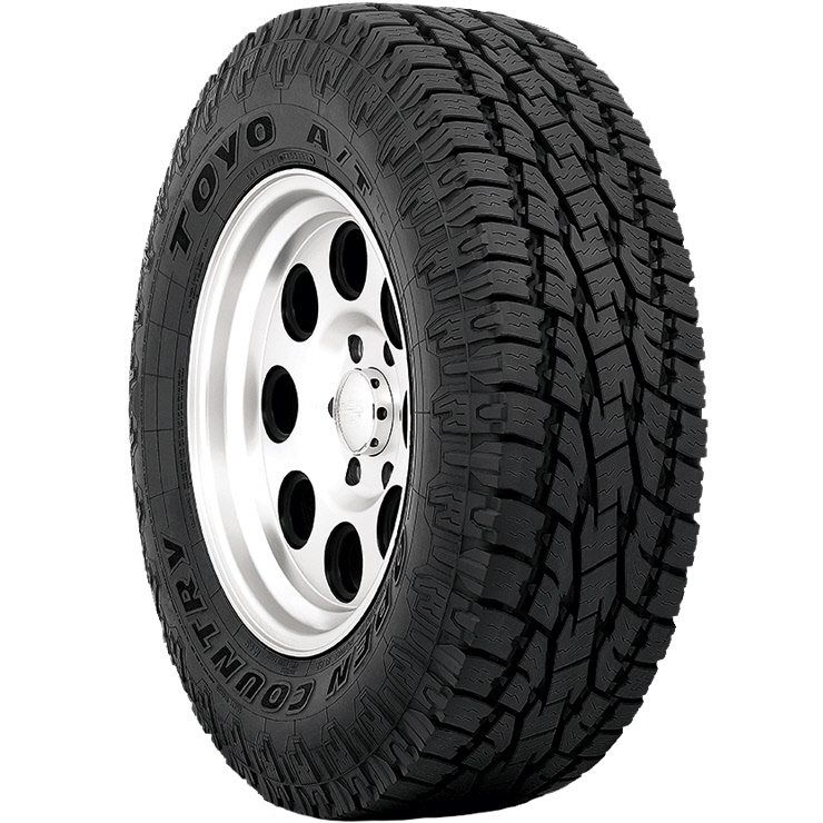 Toyo Open Country AT2