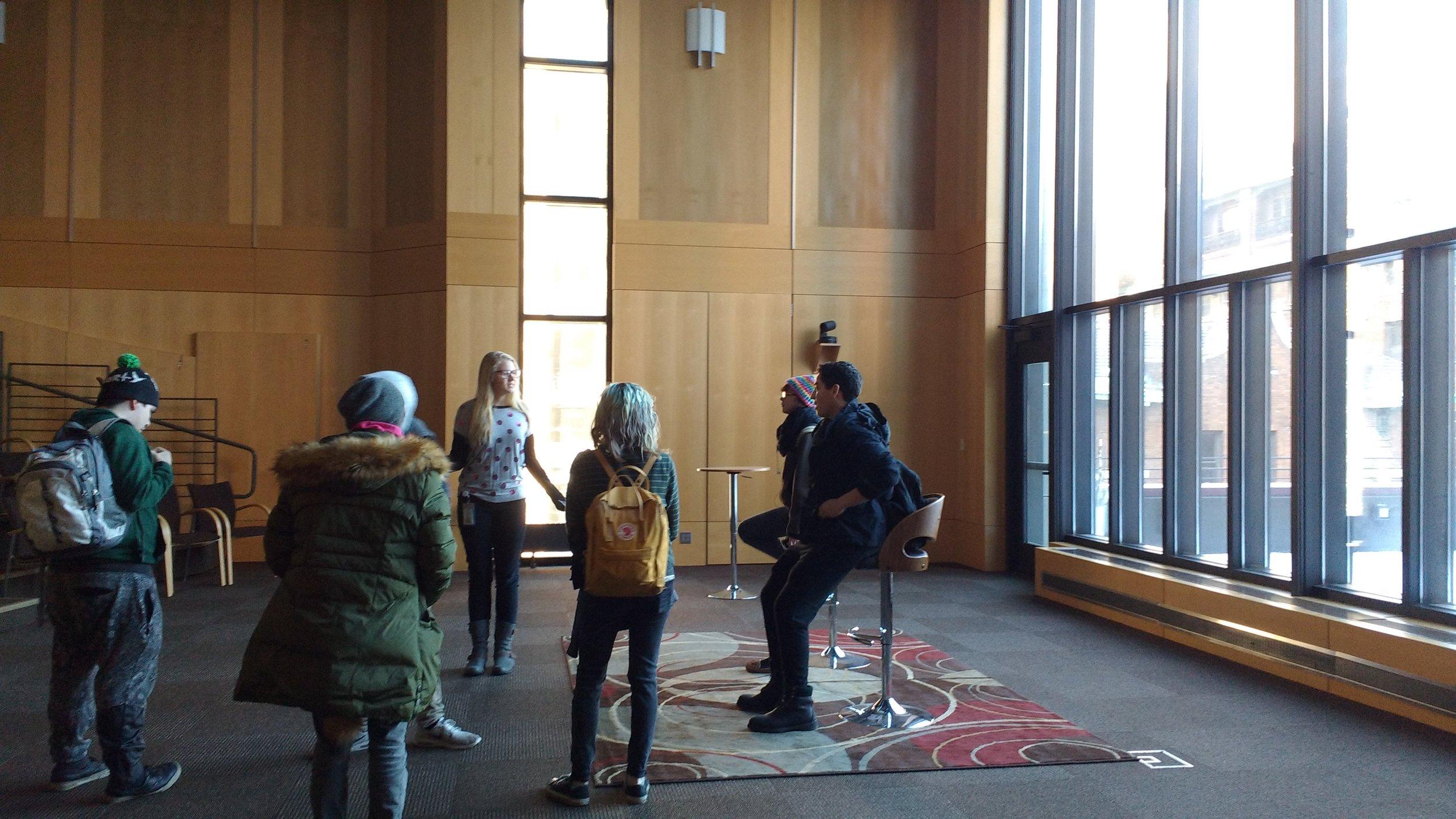 REA students tour MN Public radio.jpg
