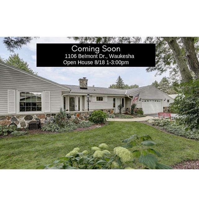 Come by the Open House this Sunday 8/18 from 1-3:00pm  #realestate #realtor #realestateagent #home #property #forsale #investment #realtorlife #luxury #house #househunting #interiordesign #dreamhome #broker #realty #luxuryrealestate #luxuryhomes #entrepreneur #newhome #business #realestateinvestor #architecture #homesweethome #realestatelife #homes #realtors #design #homesforsale #sold