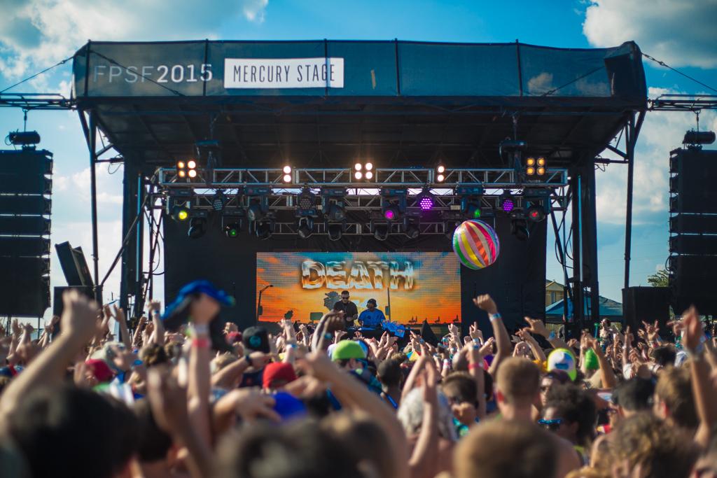 GTA - FREE PRESS SUMMER FESTIVAL - HOUSTON, TX
