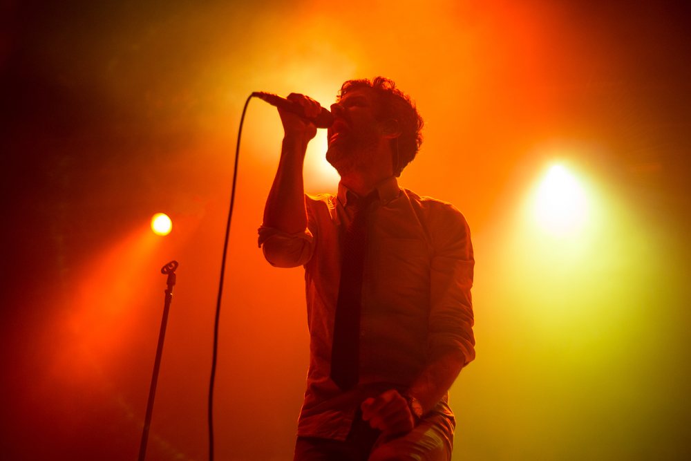 PASSION PIT - HOUSE OF BLUES - HOUSTON, TX