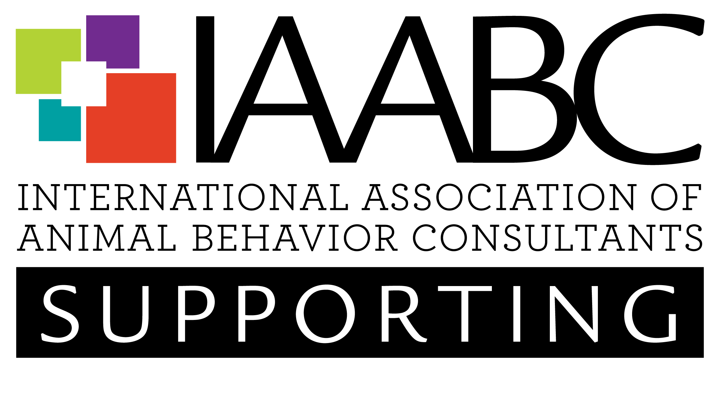IAABC Supporting Member Logo