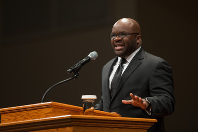 """WATCH: Pastor H.B. Charles Jr. says """"the one thing the church has to get right is the Gospel of Jesus Christ"""""""