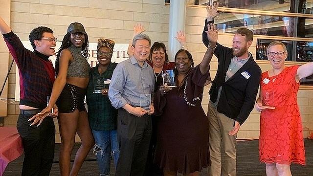 SHSC's 2019 HUMAN SERVICES AWARDS RECIPIENTS!