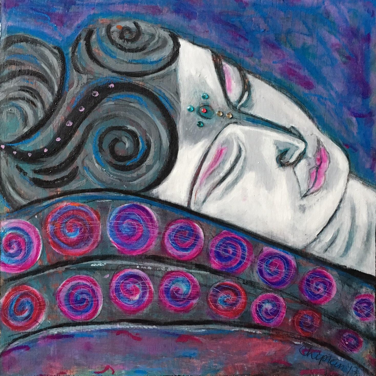 Quan Yin Dreaming...