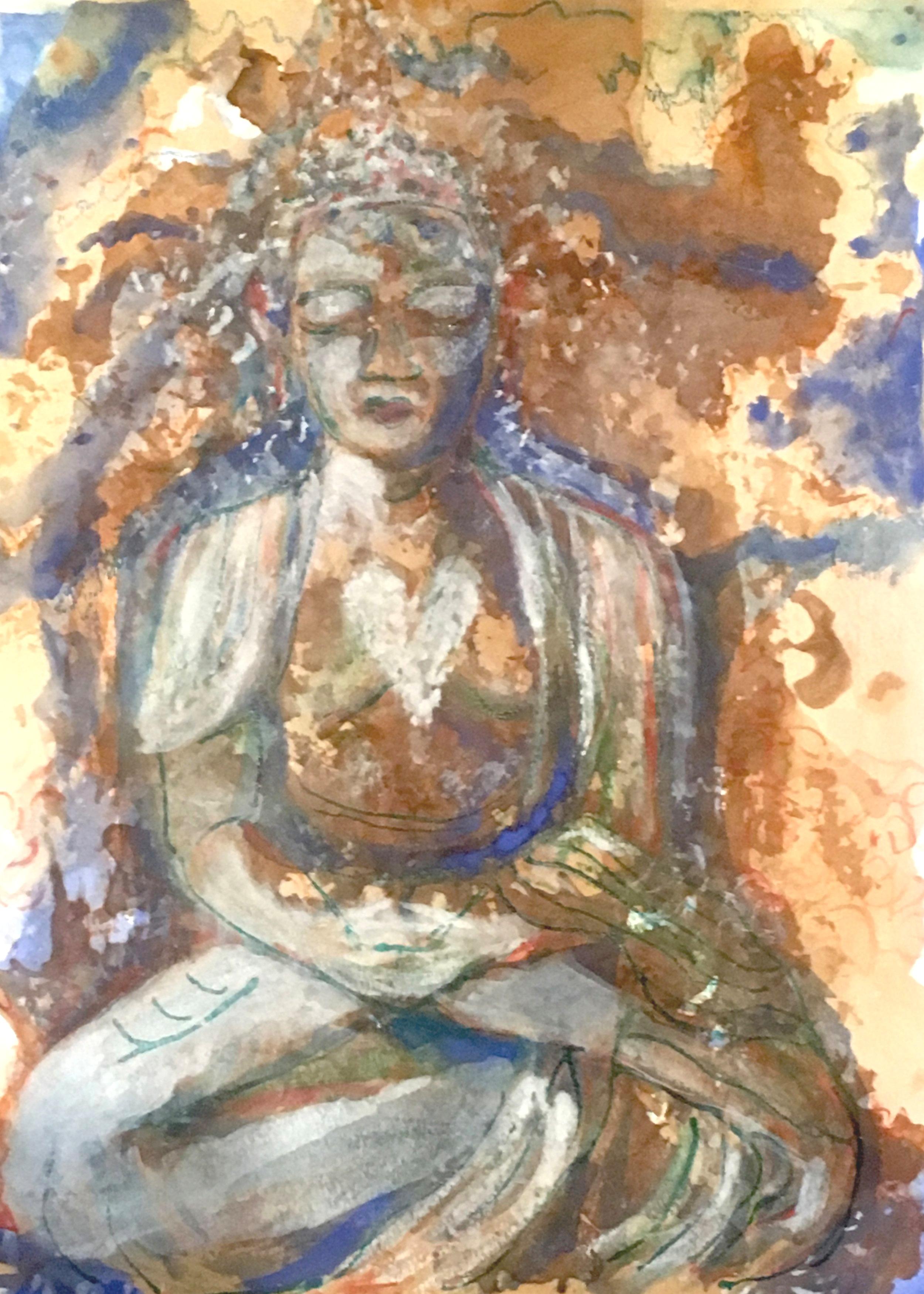 Tea Leaf Buddha