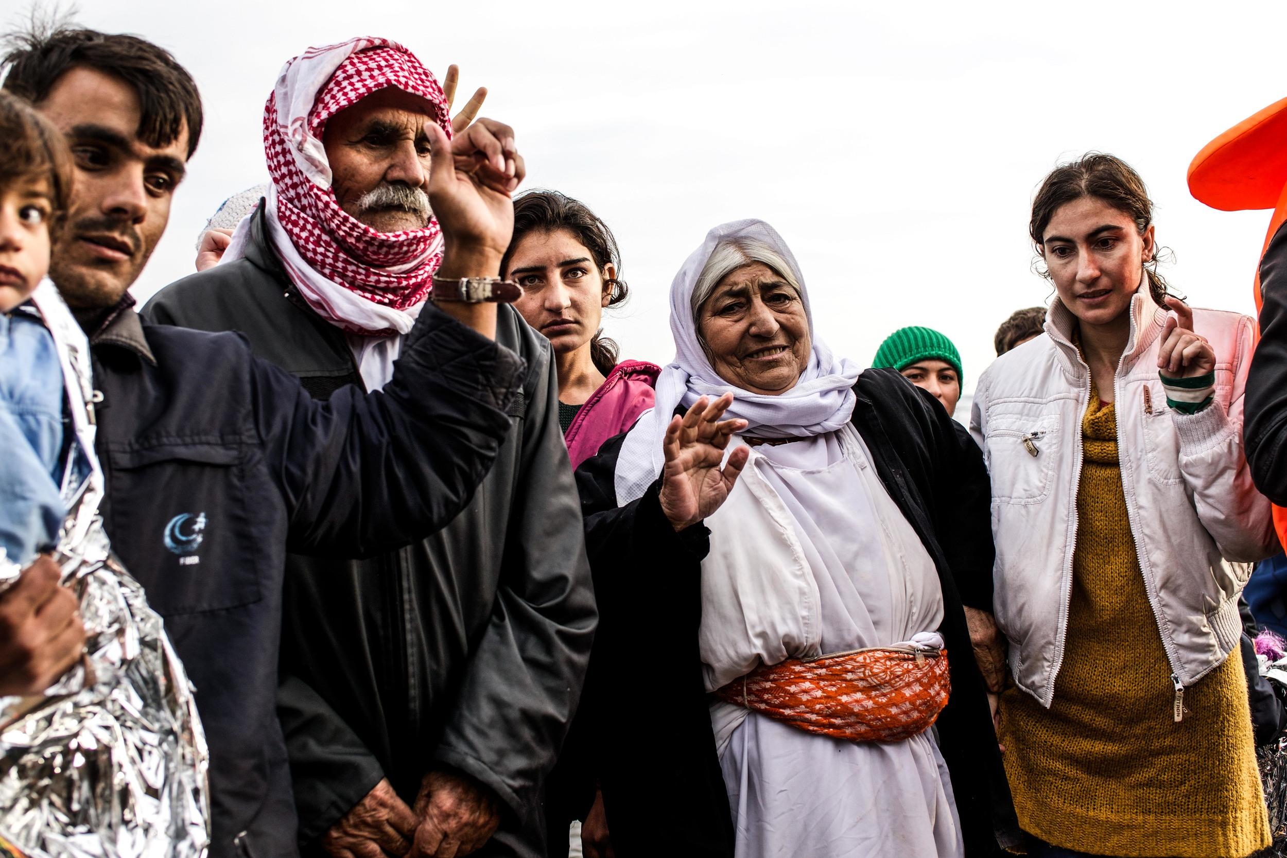 Syrian Refugee Crisis Lesbos Greece November 2015 6.jpg
