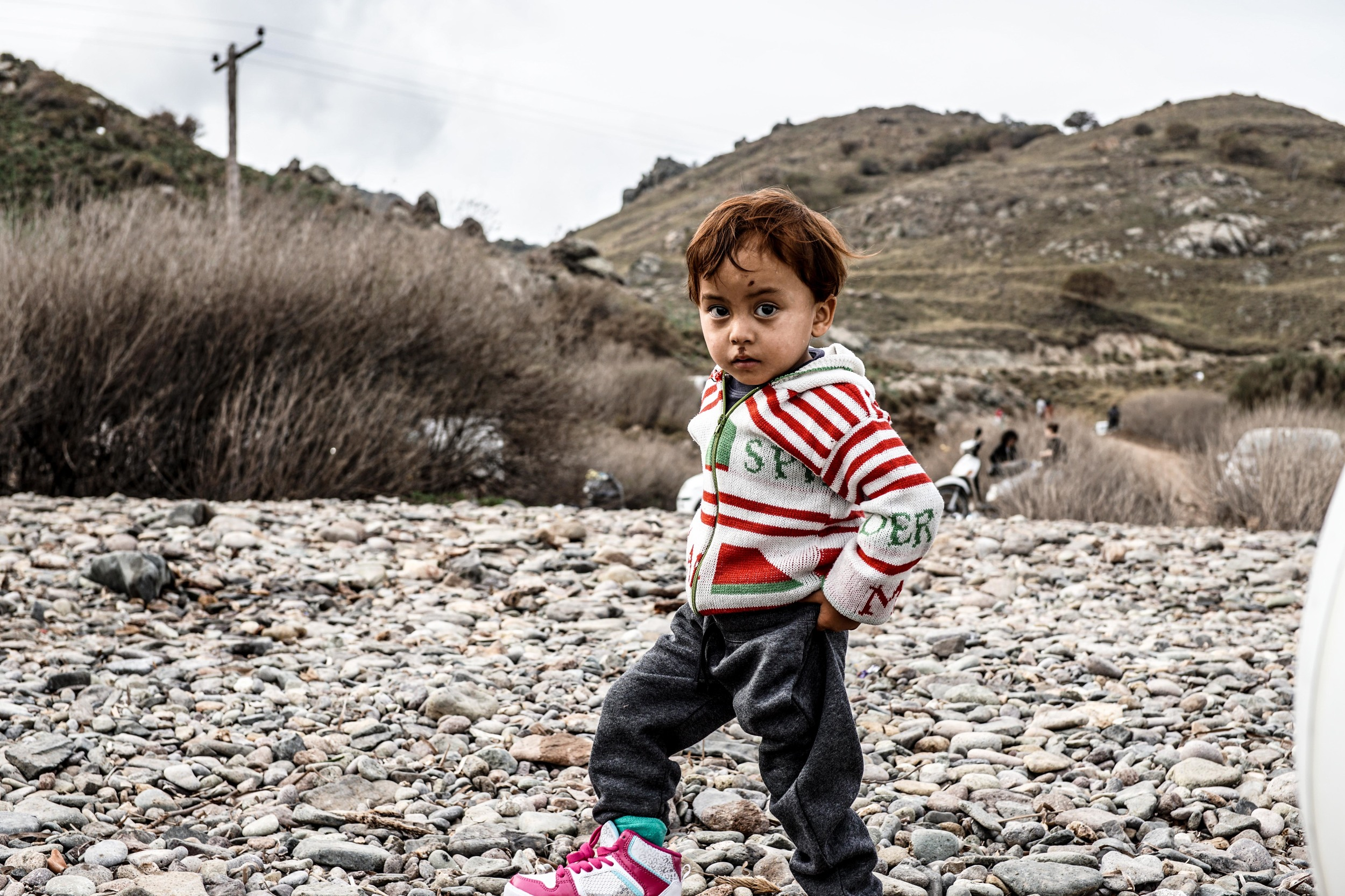 Syrian Refugee Crisis Lesbos Greece November 2015 4.jpg