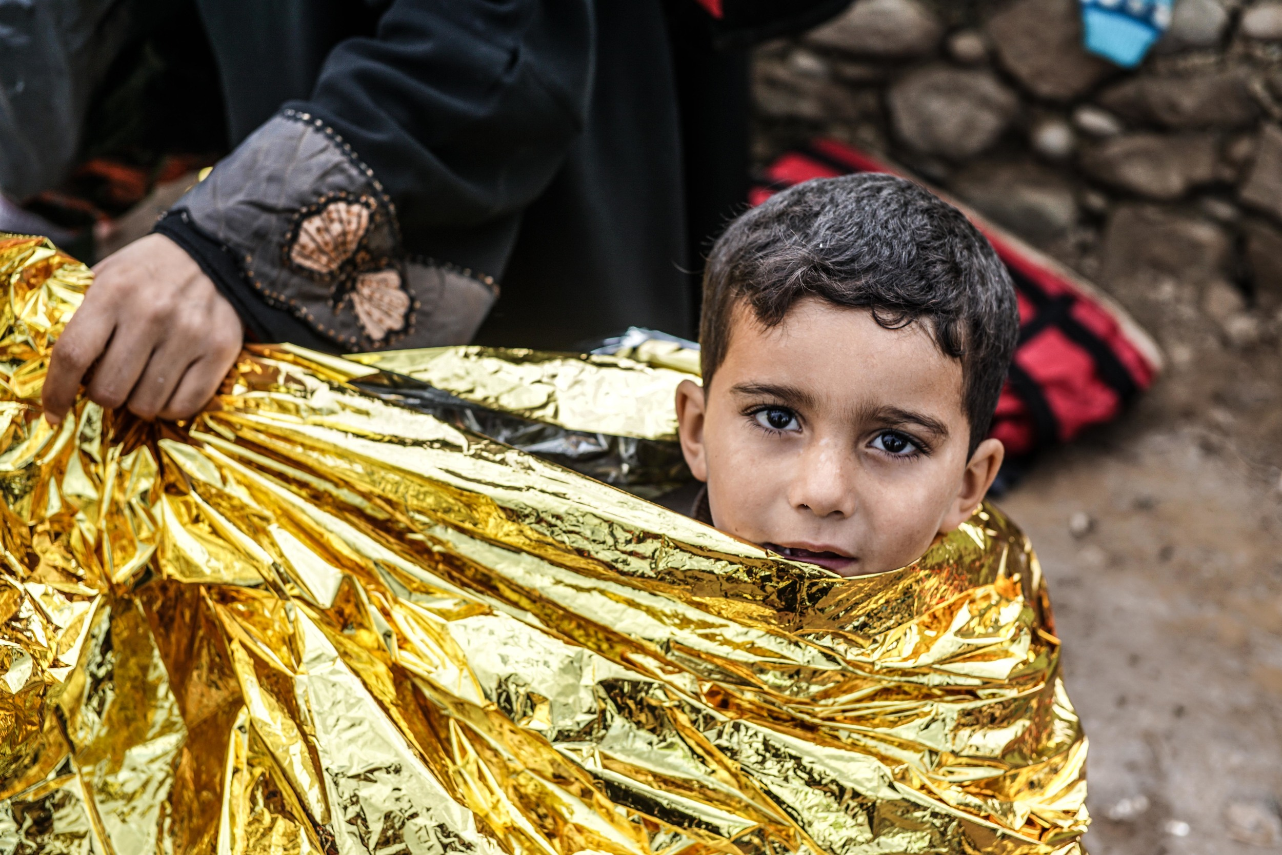 Syrian Refugee Crisis Lesbos Greece November 2015 21.jpg