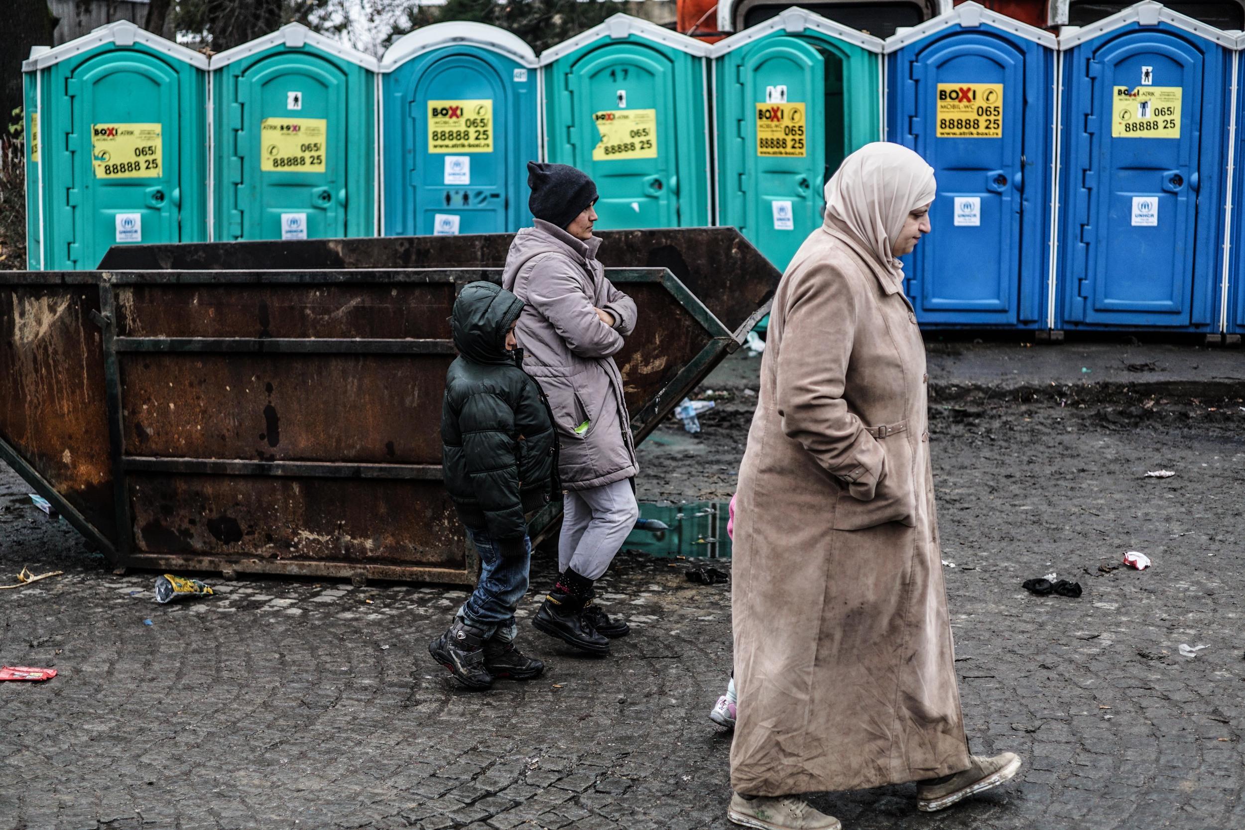 Syrian Refugee Crisis Serbia November 2015 4.jpg