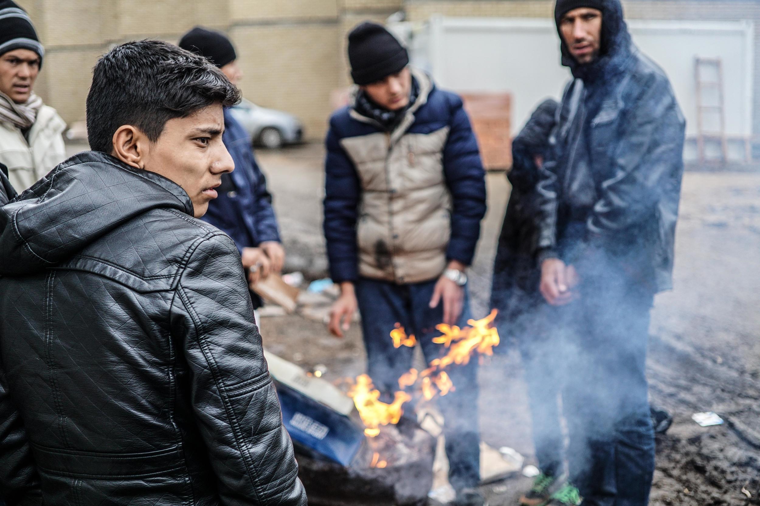 Syrian Refugee Crisis Serbia November 2015 3.jpg