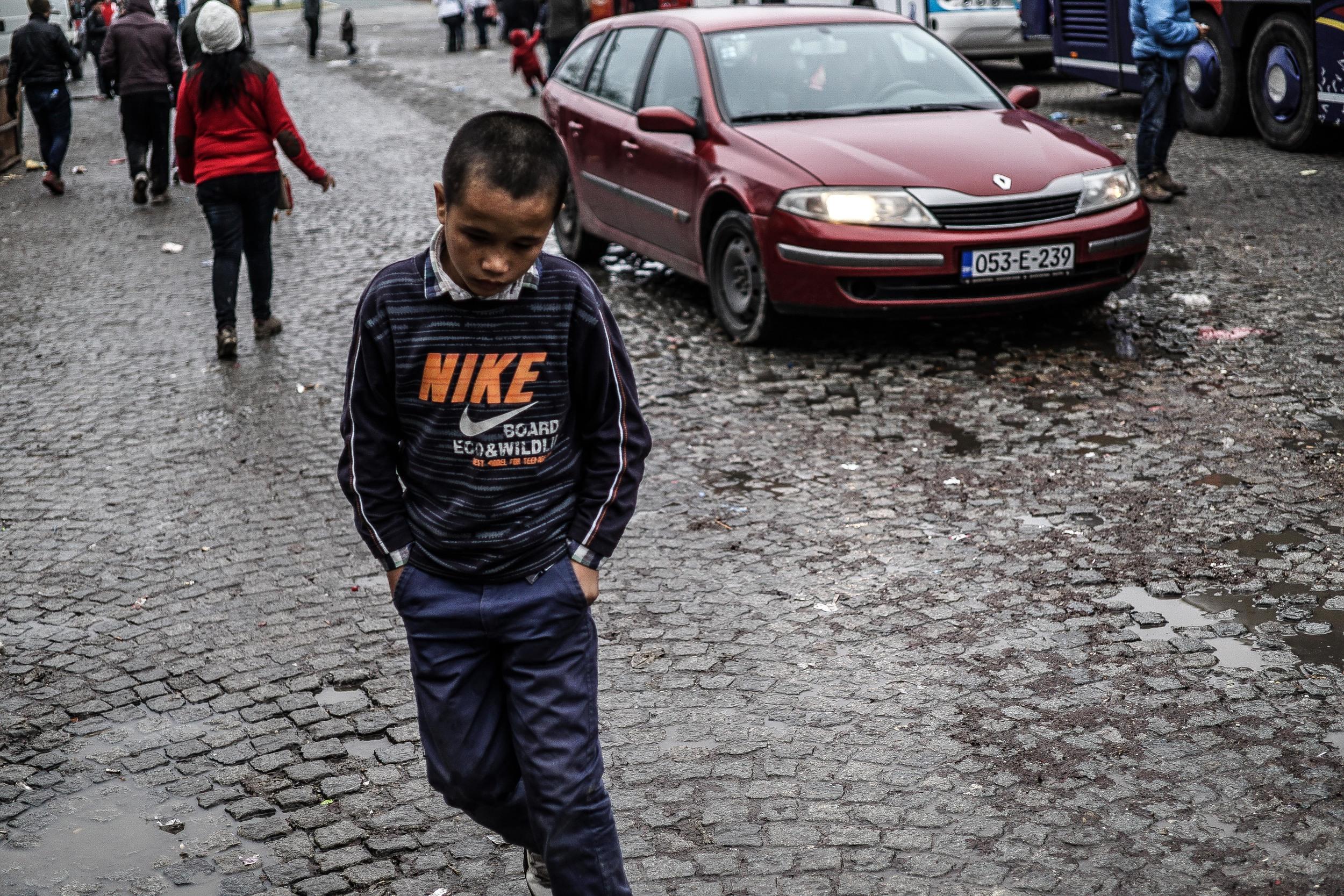 Syrian Refugee Crisis Serbia November 2015 8.jpg